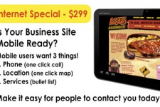Mobile Site Special