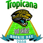 Got Skills Rookie Day T-shirt Design for Jacksonville Jaguars