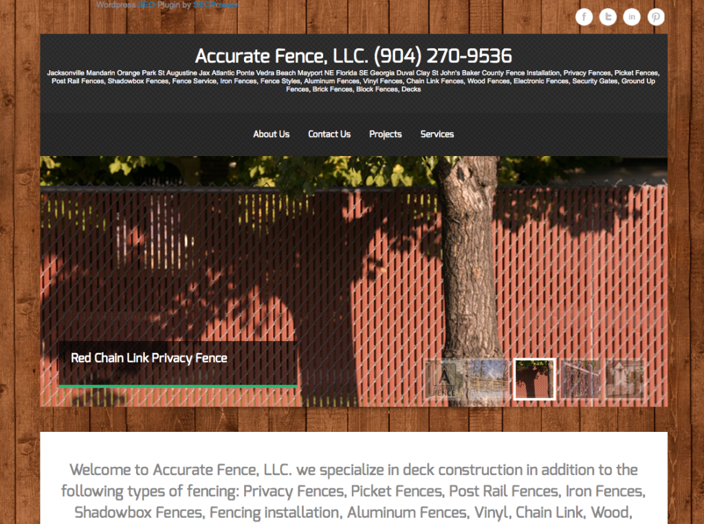 Accurate Fence USA